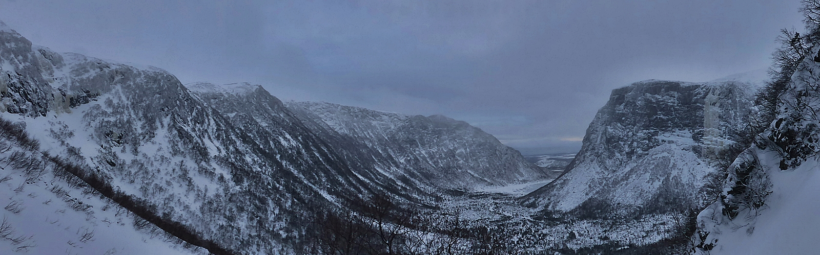 Western Brook Gulch.