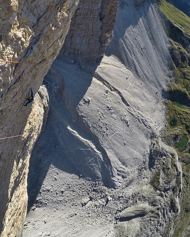 Myself seconding the sixth, 7c pitch. Matt Helliker.
